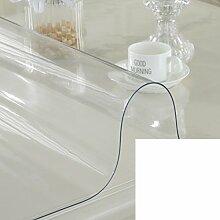 XKQWAN Weiches glas Pvc tischdecke Wasserdicht