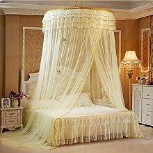 XKUN Kuppel Moskitonetz, Luxus Prinzessin Bett