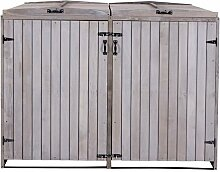 XL 2Er/4Er garbage can cover HWC-H74, garbage can