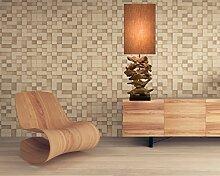 Xl Design Stehleuchte aus Treibholz HIGHLAND, ca.