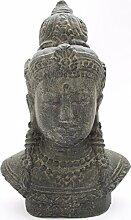 XL Thai Buddha Budda Tempelwächter Kopf 35 cm