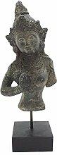 XL Thai Buddha Budda Tempelwächter Kopf 37 cm