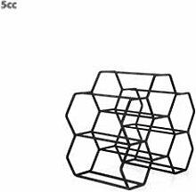 XLBoom PICO Weinregal, Beschichteter Stahl,