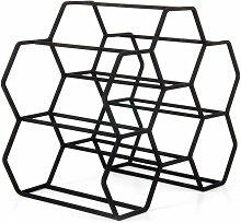 XLBoom Pico Weinregal Medium Schwarz (b) 30 X (d)