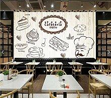 XLi-You 3D Tapete Fresko Benutzerdefinierte Küche