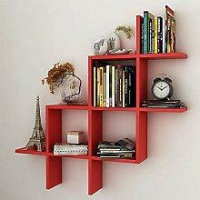 XLING Charakterwandhelf Shelf Multifunktions-Shelf