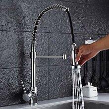 XLLQYY Design Küchenarmatur mit Ausziehbar Brause