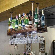 XLTFZY Weinregal, Weinglasgestell, Bar, Nachtclub,