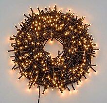 Xmas King Lichterkette 34 m, 480 Mini LEDs