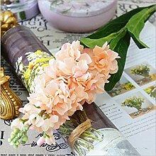 XMDNYE 4 Stücke Künstliche Hyazinthe Violette
