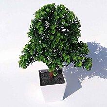 XMDNYE Bonsai für künstliche Pflanzen für