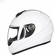 XMGJ Schutzhelme Helm-Helm Motorrad Reiten