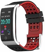 XMIMI Fitness-Uhr, Fitness-Uhr mit Blutdruckuhr