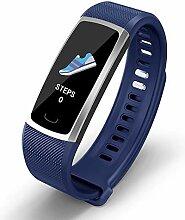 XMIMI Slim Fitness Tracker, Fitness-Uhr mit