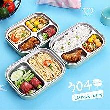 XMQW Lunchbox Auslaufsichere Tragbare Food Box