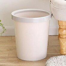 XMUEI Mülleimer aus Kunststoff | Badezimmer