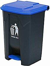XMUEI Mülleimer-Pedal-großer Mülleimer-großer