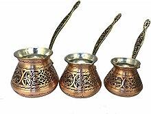 xmwm Türkisches traditionelles Design Kupfer