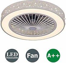XMYX Fan Deckenlampe Deckenventilator mit LED