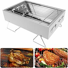 xnbnsj Grill Holzkohlegrill Grill Outdoor