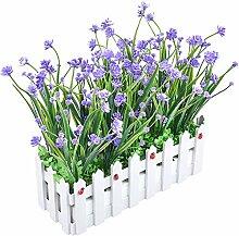 XONOR Künstliche UV-beständige Blumen Pflanze
