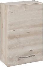 Xora OBERSCHRANK , Buche , 2 Fächer , 40x64x20 cm