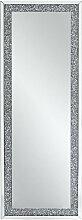 Xora SPIEGEL Silberfarben , Glas, 60x160x4 cm