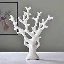 XOYOYO Abstract Modern Love Tree Keramische