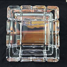 XOYOYO Aus Japan Soga Kristall Glas Aschenbecher