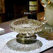 XOYOYO Sehr Europäische Kristall Glas