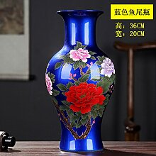 XOYOYO Yuhang Keramik Porzellan Vase Blumen