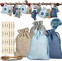 Xpassion Geschenksäckchen, Stoffsäckchen,