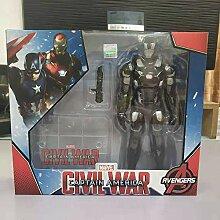 XPRINT Iron Man War Machine Ameisenmensch