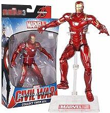 XPRINT Rächer Iron Man Hulk Hawkeye Spiderman