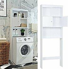 XPuing Waschmaschinenschrank überbauschrank