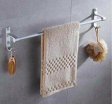 XPY-Towel rack Aluminium einpolig Badezimmer