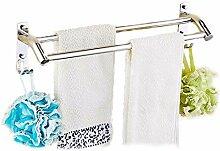XPY-Towel rack Badezimmer 304 Edelstahl Armaturen
