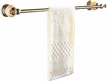 XPY-Towel rack Handtuchhalter, Gold,