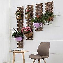XQ Dekoration, Rankgitter, aus Holz, für den