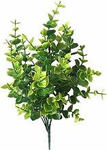 XQxiqi689sy 1Pc Künstliche Pflanze Eukalyptus