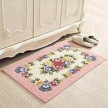XRXY Bedroom Bedside Carpet / Staubdicht /