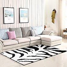 XRXY Verschlüsselung Verdickung Bright Seidenteppich / Wohnzimmer Couchtisch Teppich / Schlafzimmer Nachttisch Rutschfeste Fußauflage ( Farbe : G , größe : 70*150cm )