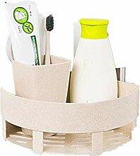 Xshuai Kunststoff-Saugnapf Badezimmer Küche Ecke