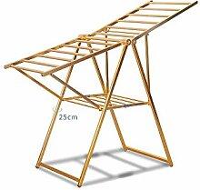 XSJZ Wäscheständer, Airfoil Floor Folding