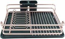 XSZJ Multifunktionales Wasserregal für Küche,