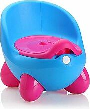 XT Erhöhung Kinder 'Wc Toilette Toilette Toilette Toilette Toilette Toilette Waschbecken Waschbecken,Blau