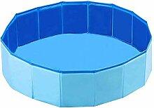 XTBB Schwimmbecken für Kinder, faltbar, für