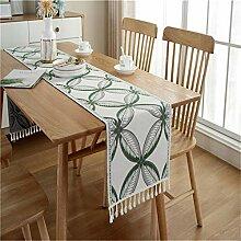 XTUK Home Decoration Tischdecke Leinen Rural
