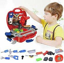 XuBa Bau Werkzeuge Spielzeug Kind Jungen Geschenk