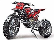 XuBa Technic City Moto Cross Bike Bausteine,